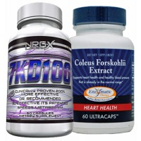 TV Doctor 7-Keto DHEA &amp; Forskolin Belly Busting Stack 