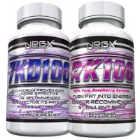 TV Doctor Raspberry Ketones & 7-Keto DHEA Fat Loss Stack