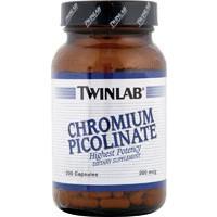 Twinlab Chromium Picolinate 200mcg 200 Caps