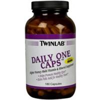 Twinlab Daily One w/o Iron 180 Caps