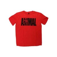 Universal Animal Iconic Tee Red 2XL