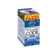 Garden of Life Vitamin Code Men's Formula (25% More Free - 150ct)