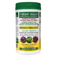 Vibrant Health Green Vibrance 12.7 Oz