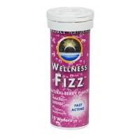 Source Naturals Wellness Fizz Immune Defense 11 Wafers