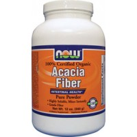 Now Foods Acacia Fiber Powder 12 Oz
