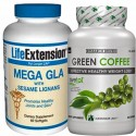 Belly Fat Busting Stack (Green Coffee Extract &amp; GLA)