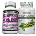 Burn the Fat Stack (Raspberry Ketones &amp; Green Coffee Bean Extract)
