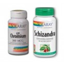Seen on TV Anti Aging Stack (GTF Chromium & Schizandra Berry)
