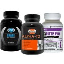 Erase + Alpha-T2 + OxyElite Pro Weight Loss Stack