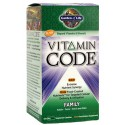 Garden of Life Vitamin Code Family Formula 120 Vege Caps