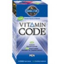 Garden of Life Vitamin Code Men's Formula 120ct
