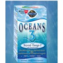 Garden of Life Oceans 3 Beyond Omega-3 w/OmegaXanthin 60 Gels