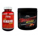 iForce Nutrition Preworkout Domination Stack (Hemavol & Conquer)