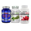 All Day Fat Loss Stack (CLA & Green Coffee Bean Extract) + Free Raspberry Ketones