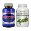Svetol Green Coffee Bean Extract &amp; Yerba Mate Stack