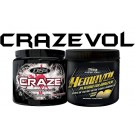 The CrazEvol Stack (Craze &amp; Hemavol)