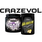 The CrazEvol Stack (Craze & Hemavol)