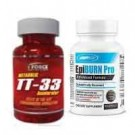 Get Up and Go Stack (USPLabs EpiBurn Pro & iForce TT-33)