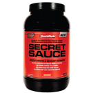 MuscleMeds Secret Sauce Fruit Punch 20 Servings