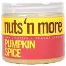 Nuts 'N More Pumpkin Spice Peanut Butter 16 Oz