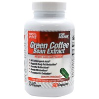 Top Secret Nutrition Green Coffee Bean Extract 90 Caps