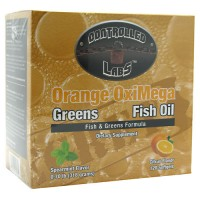 Controlled Labs Orange OxiMega Fish & Greens Formula Citrus 1 Kit