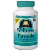 Source Naturals Wellness Formula Herbal Defense Complex 180 Tablets