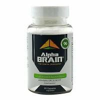 Onnit Labs Alpha Brain 30 Vege Caps