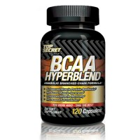 Top Secret Nutrition BCAA Hyperblend 120 Caps