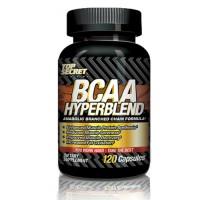 Top Secret Nutrition BCAA Hyperblend 120 Caps