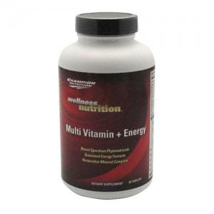 Champion Nutrition Wellness Nutrition Multi Vitamin 90 Tabs