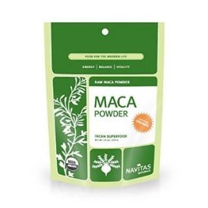 Raw Maca Powder (Certified Organic) 8 Oz