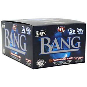 Bang Creatine Bar 12/Box