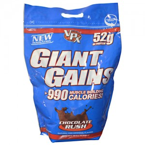 Giant Gains Chocolate 10 lbs (4535g)