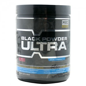 Black Powder Ultra 40 Serving