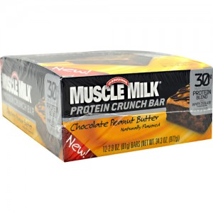 CytoSport Protein Crunch Bar 12/Box