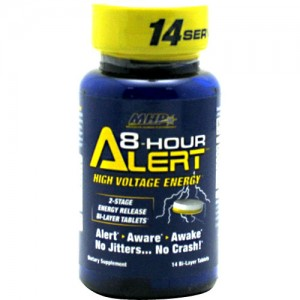 8-Hour Alert  1 bottle - 14 Bi-Layer Tablets