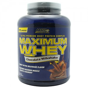 Maximum Whey 5 lbs - 2262g