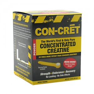Con-Cret Unflavored 48 Servings