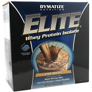 Elite Whey Protein 10 lbs