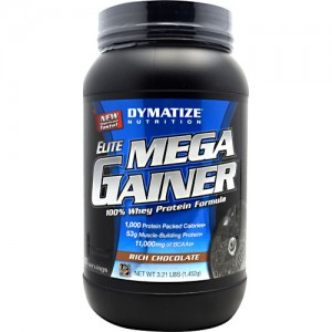 Elite Mega Gainer 10 Servings