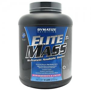 Elite Mass 6 lbs (2722g)