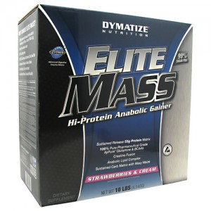 Elite Mass 10 lbs
