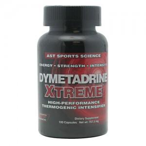 AST Dymetadrine Xtreme 100 Caps