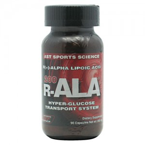 AST R-ALA 200mg 90 Caps