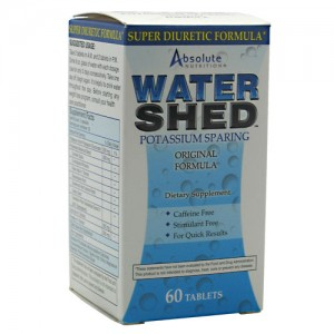 Absolute Nutrition Water Shed 60 Tablets