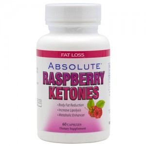 Absolute Nutrition Raspberry Ketones 60 Caps