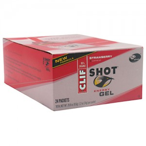 Shot Energy Gel 24-1.2 oz (34g
