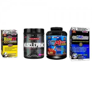 Allmax Nutrition Hard Gainer Stack
