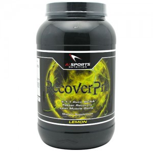 AI Sports Nutrition RecoverPro 1000 Grams